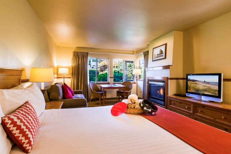 Pets welcomed at the Inn at Cannon Beach