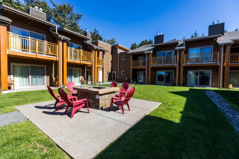 Relax at the Inn at Cannon Beach
