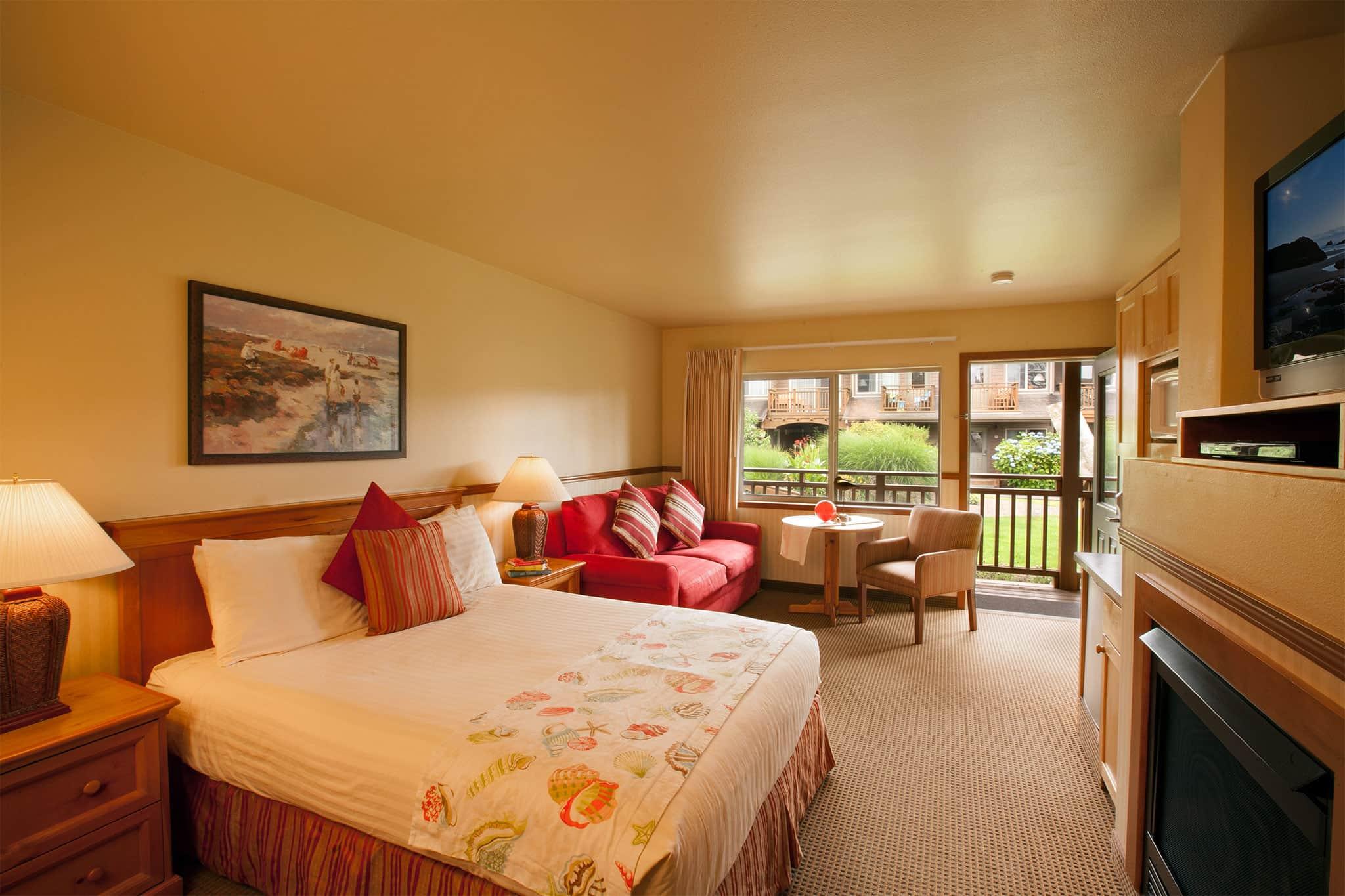ADA Friendly Room at the Inn at Cannon Beach